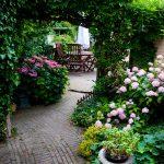 Zomaar: tuin