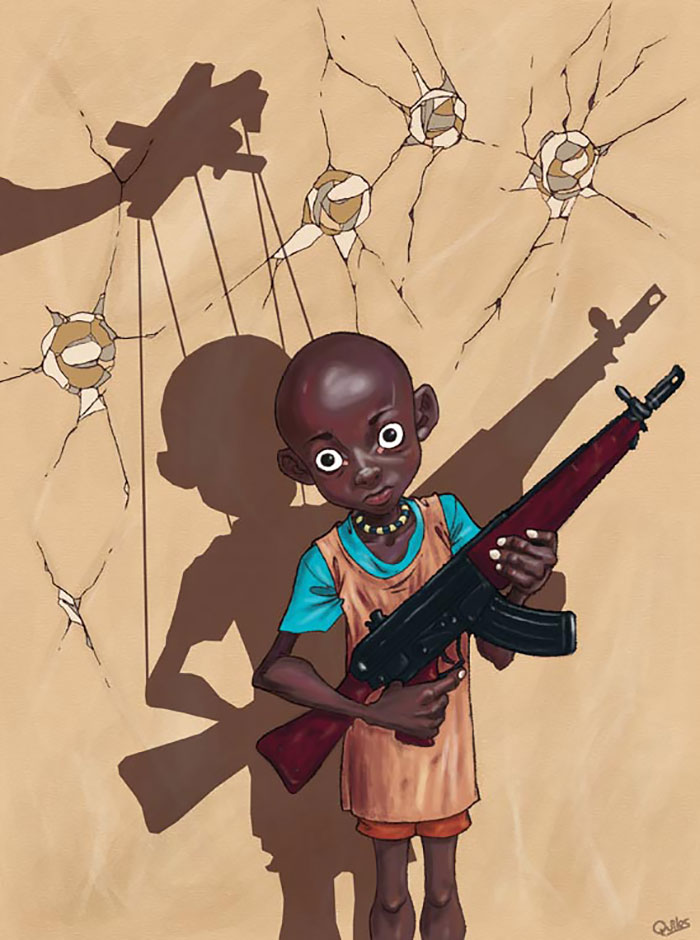 controversial-illustrations-gunsmithcat-luis-quiles-1-700