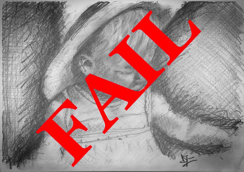 badly drawn toddler 7 aug 2018 fail - Badly Drawn Toddler