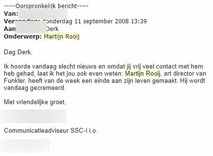 Screenshot of Zoekresultaten eamelnet@gmail - Ode aan Martijn