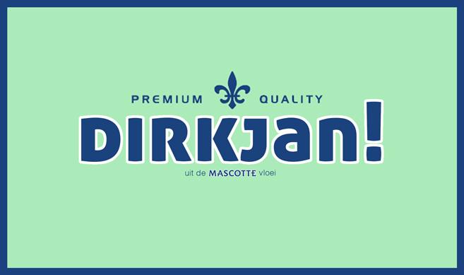 dirkjan - Dirkjan uit de Mascotte vloei